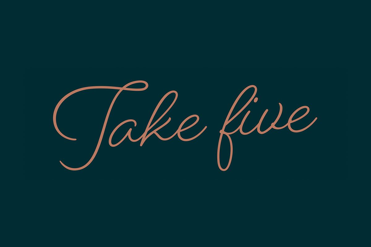 Take Five - Meeting & Event Offers Norwich - City